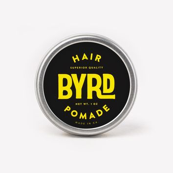 Byrd Hair Pomade | Bespoke Post