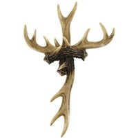 Antler Polyresin Cross | Shop Hobby Lobby