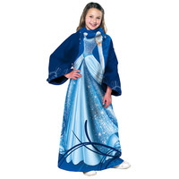 Cinderella - Being Cinderella  Youth Comfy Throw Blanket w/Sleeves