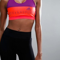 adidas Stella Sport Padded Gym Bra at asos.com