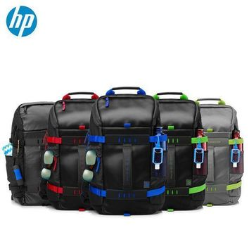 New Original For Hp Omen Odyssey 15.6' Laptop Bag Large Capacity Outdoor Sports Thicker Travel Waterproof Shoulder Backpack