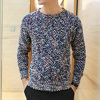 New Designer Men Fashion Knit Sweater