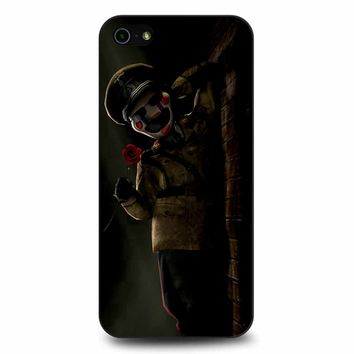 Five Nights At Freddy S General Marionette iPhone 5/5s/SE Case