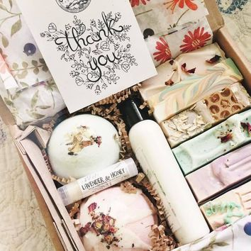 Soap & Sunshine Variety Gift Box