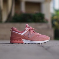 spbest New Balance 574 Sport  Dusted Peach