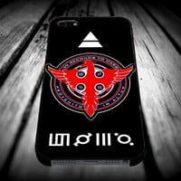 Thirty Second to Mars logo for iPhone 4/4s/5/5s/5c/6/6 Plus Case, Samsung Galaxy S3/S4/S5/Note 3/4 Case, iPod 4/5 Case, HtC One M7 M8 and Nexus Case **