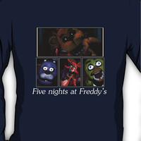 Five nights at Freddy's Long Sleeve