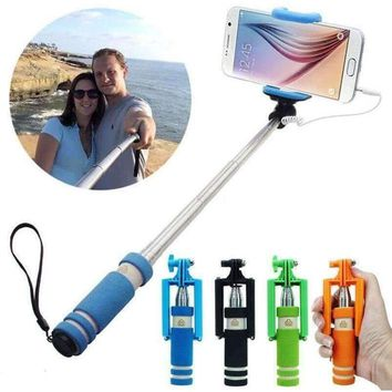 MALLOOM Extendable Black selfie stick For Monopad