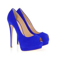 e46021 013 - Pump Women - Shoes Women on Giuseppe Zanotti Design Online Store United States