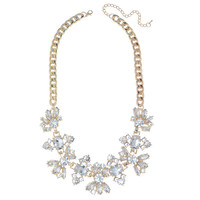Crystal Ophelia Necklace