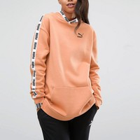 Puma Exclusive To ASOS Extreme Taped Hoodie at asos.com