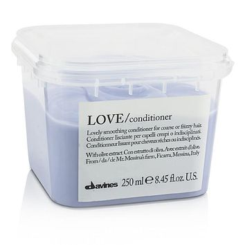 Love Lovely Smoothing Conditioner (For Coarse or Frizzy Hair) - 250ml-8.45oz
