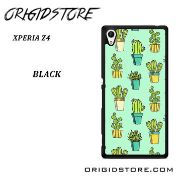 Cactus For Sony Xperia Z4 Case UY