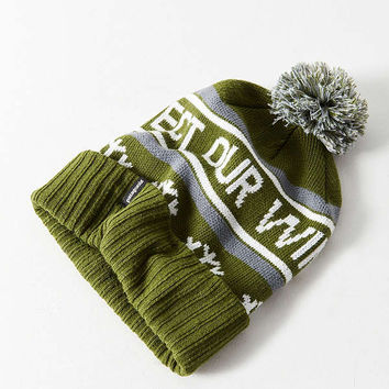 Patagonia Powder Town Knit Beanie | Urban Outfitters