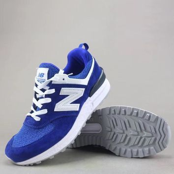 New Balance 574 Women Men Fashion Casual Sneakers Sport Shoes-7