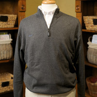 J.R. Crider's Clothing & Apparel — The Bow Tie 1/4 Zip Pullover