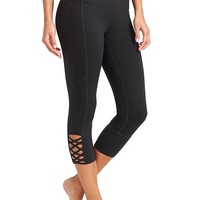 Athleta Womens Mind Over Mat Capri