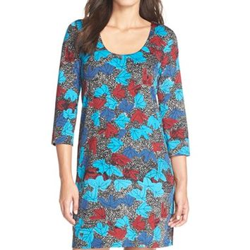 Women's Plenty by Tracy Reese 'Lisette' Print Jersey Shift Dress,