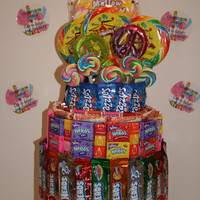 Candy Carnival Tower