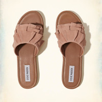 Girls Steve Madden GETDOWN Slide Sandal | Girls Shoes & Accessories | HollisterCo.com