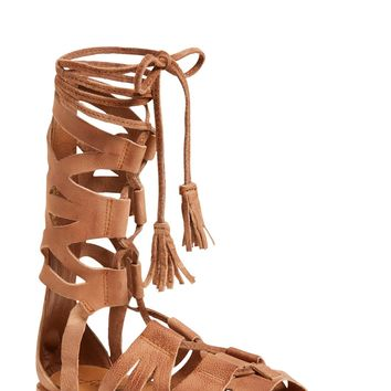 Free People 'Mesa Verde' Tall Gladiator Sandal (Women) | Nordstrom