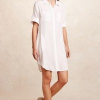 Cloth & Stone Utility Shirtdress