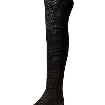 Seychelles Women's Continent Over The Knee Boot - Black -