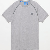 adidas Sport Luxe Heather Grey T-Shirt at PacSun.com