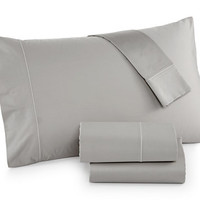Hotel Collection 525 Thread Count 100% Egyptian Cotton Queen Sheet Set | macys.com