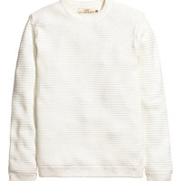 H&M Ribbed Sweater $12.99