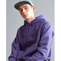 Hats Pullover Long Sleeve Embroidery Alphabet Unisex Hoodies [350654791716] I