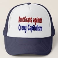 Americans Against Crony Capitalism Hat