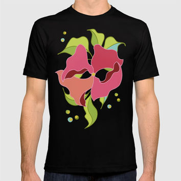 Power Flowers – Spring T-shirt by M-ohlala