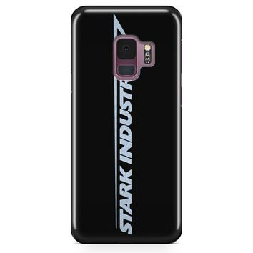 Stark Industries Iron Man Avengers Samsung Galaxy S9 Plus Case | Casefantasy