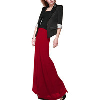 Simple Palazzo trousers for women