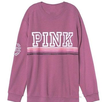 PINK Victoria's Secret Fashion Women Pullover Top Sweater