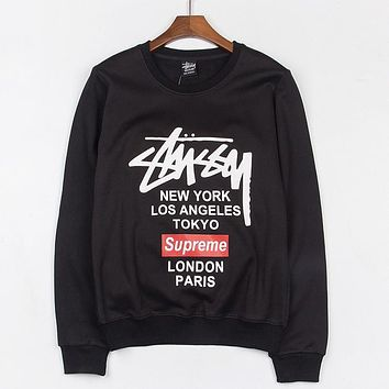 Boys & Men Stussy Top Sweater Pullover
