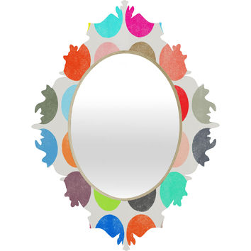 Garima Dhawan Colorplay 1 Baroque Mirror