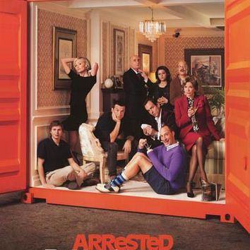 Arrested Development TV Show Poster 24x36