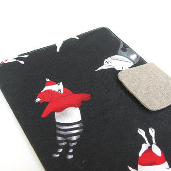 Kindle Cover Kindle Fire Cover Nook Simple Touch Cover iPad Mini Cover Kobo Cover Case Olivia the Pig eReader