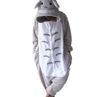 Sleepwear Animal Onesuits Pajamas Cosplay Totoro Cosplay