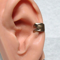Running Rabbit Ear Cuff
