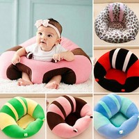 Baby Support Plush Seat