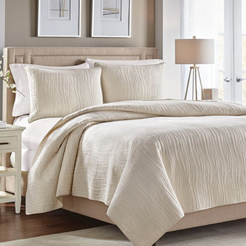Croscill Heatherly King Quilt - Bedding Collections - Bed & Bath - Macy's