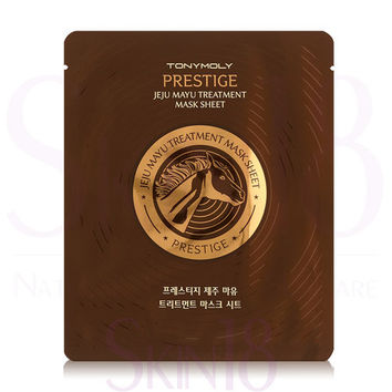 TonyMoly Prestige Jeju Mayu Treatment Mask Sheet