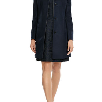 Maluba Virgin Wool Coat - Hugo | WOMEN | US STYLEBOP.COM