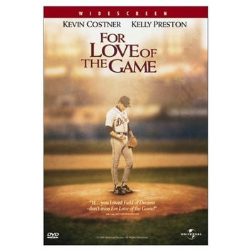 For Love Of The Game (1999) - Baseball
