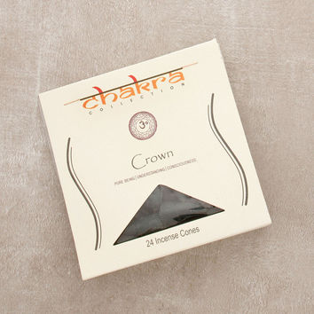 Crown Chakra Incense Cones