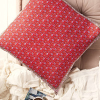 Plum & Bow Mina Floral Oversized Pillow - Urban Outfitters