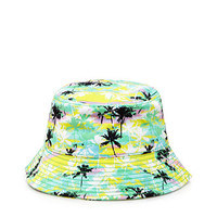 Palm Tree Bucket Hat